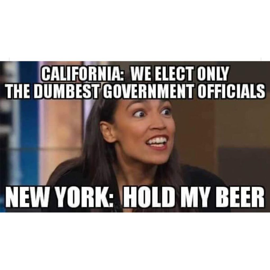 Alexandria Ocasio-Cortez dumbest governement official
