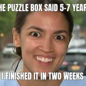 Alexandria-Ocasio-Cortez-puzzle-meme
