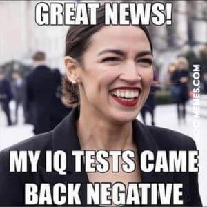 Alexandria-Ocasio-Cortez-IQ-test-meme-tw